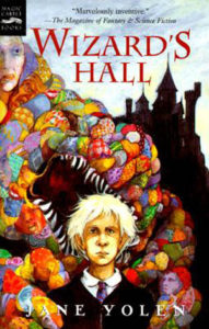 Wizard's Hall 1999 cover